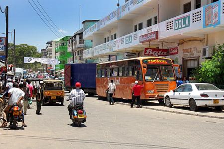 Busstation BusCar, Mombasa Raha, Dreamline, Tawakal, Simba Coach