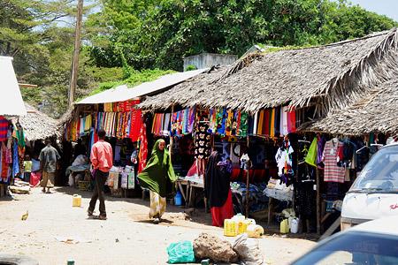 Malindi Shopping auf Lokalen Märkten - Foto 1