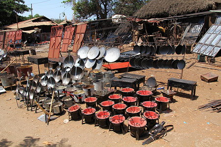 Malindi Shopping auf Lokalen Märkten - Foto 2