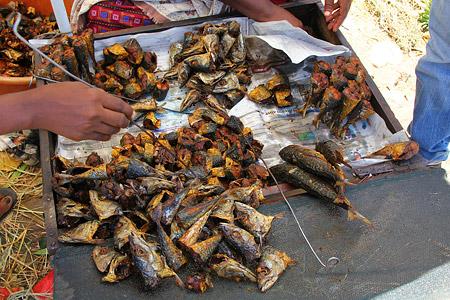 Malindi Shopping auf Lokalen Märkten - Foto 3