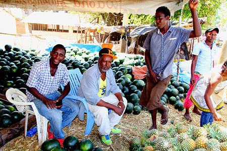 Malindi Shopping auf Lokalen Märkten - Foto 5