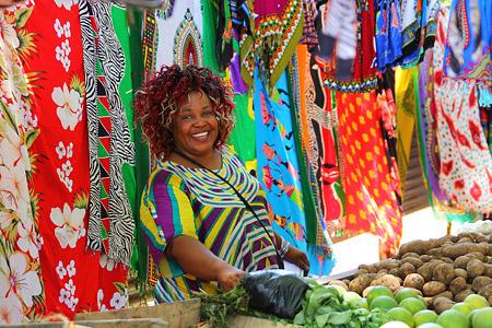 Malindi Shopping auf Lokalen Märkten - Foto 6