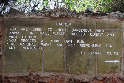 Fotoalbum von Malindi.info - Tsavo West/East Safari im März 2009[ Foto 11 von 140 ]