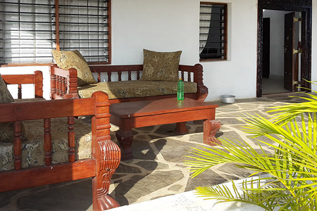 Haus nahe Malindi zu vermieten - Makini House Foto 3