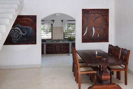 Haus nahe Malindi zu vermieten - Makini House Foto 5
