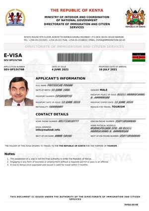 Sample Visum