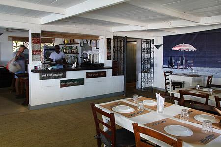 Malindi Restaurant Osteria Beach am Silversands Beach - Foto 1