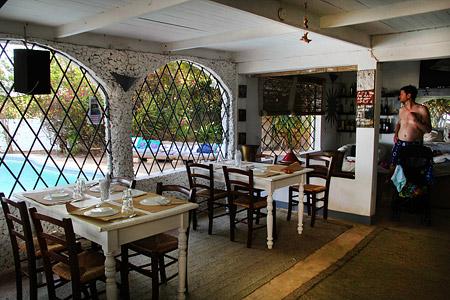 Malindi Restaurant Osteria Beach am Silversands Beach - Foto 2
