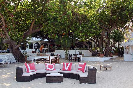Malindi Restaurant Osteria Beach am Silversands Beach - Foto 3