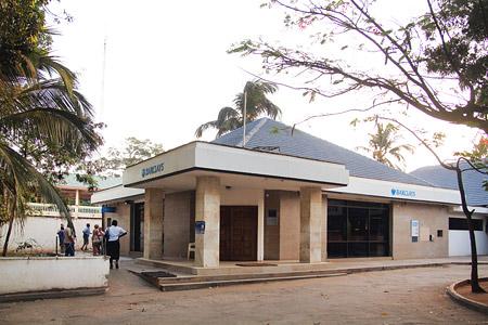 Barclays Bank von Malindi