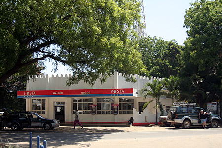 Malindi Post-Office