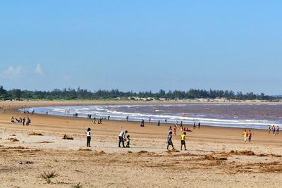 Malindi - Nördlicher Strandabschnitt - Malindi Beach