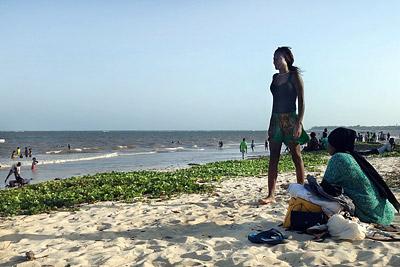 Malindi - Silversands Beach