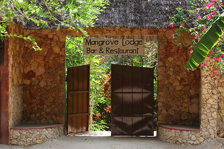 Safari nach Zanzibar (Sansibar) Tanzania - Mangrove Lodge Foto 2