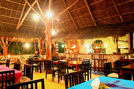 Safari nach Zanzibar (Sansibar) Tanzania - Mangrove Lodge Foto 3