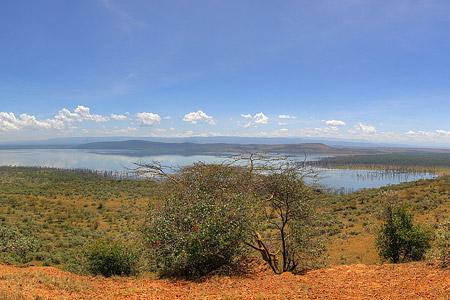 Safari zu einigen Seen im Great Rift Valley - Lake Nakuru Foto 1